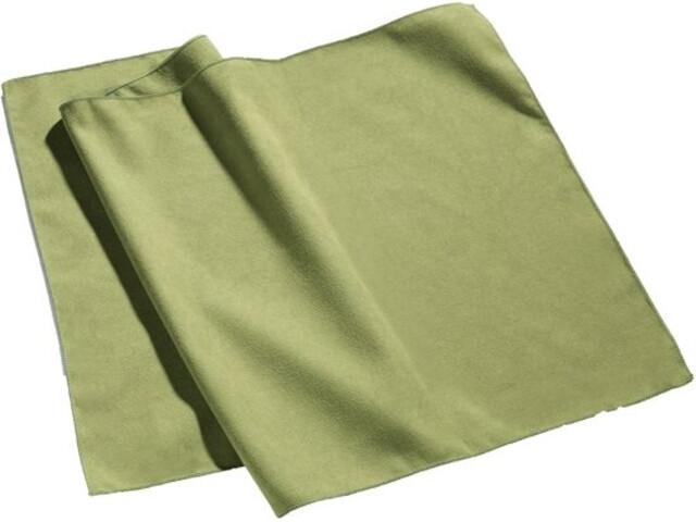 Cocoon Microfiber Towel Ultralight Large wasabi green